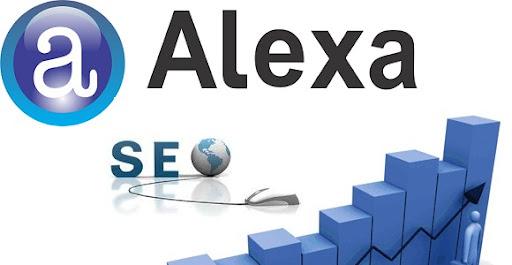 رتبه الکسا (alexa) چیست؟